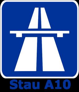 Stau A10