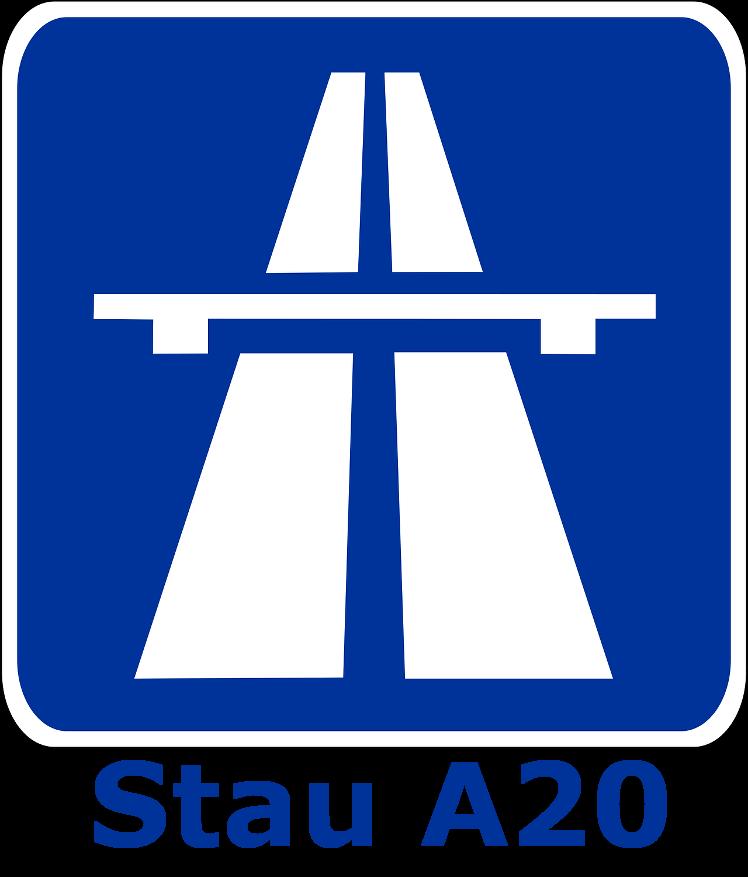 Aktuelle Stau A2