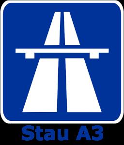 Stau A3