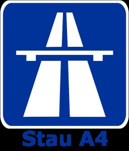 Stau A4