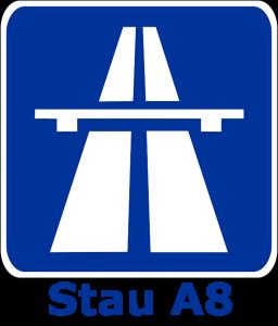Stau A8