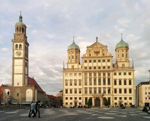 Aktuelle Verkehrslage Augsburg