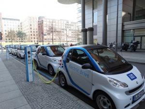 Künstlicher Sound für Elektroautos 1