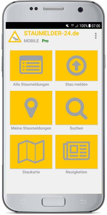 staumelder mobile version 1 0 9 jetzt im google play. Black Bedroom Furniture Sets. Home Design Ideas